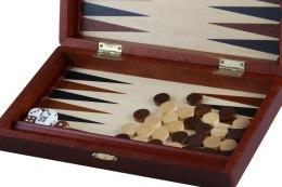 BACKGAMMON - TRYKTRAK, gra dla seniora