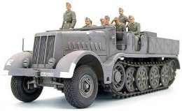 German 18T Heavy Half Track Famo