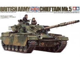 British Chieftain Mk 5 Tank