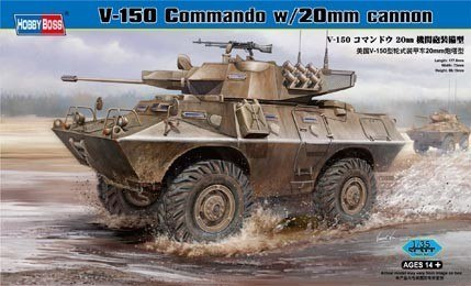 V-150 Command w/20mm cannon