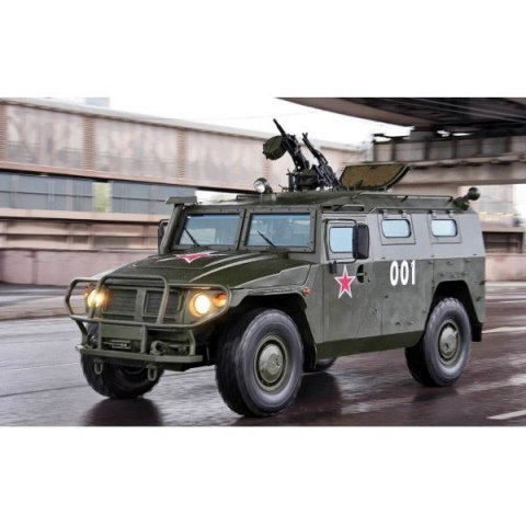 GAZ-233014 Tiger - Russian Armored Vehicle