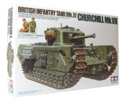 British Churchill Mk.VII Infantry