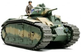 French Battle Tank B1 bis