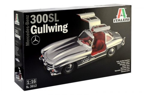 Model plastikowy Mercedes-Benz300 SL Gullwing