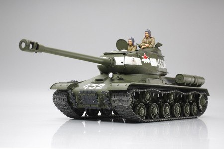 TAMIYA Russian Heavy Tan k JS-2