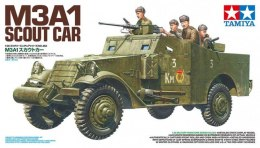 Model plastikowy M3A1 Scout Car