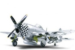 Model plastikowy P-47D Thunderbolt Bubbletop