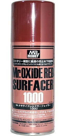 Oxide Red Surfacer 1000 170 ml