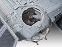 Model plastikowy Star Wars 1/72 Darth Vaders Tie Fighter