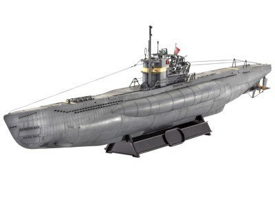 REVELL German Submarine TYPE VII C/41