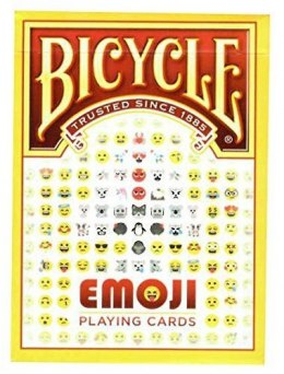 Karty Emoji, Bicycle