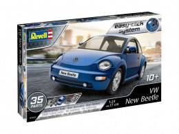 Model plastikowy VW New Beetle 1/24