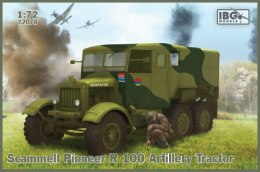 Model plastikowy Scammell Pioneer R100 Artillery Tractor