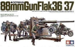 German 88mm Gun Flak 36.37