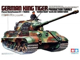German King Tiger Production