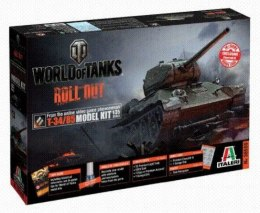 ITALERI T-34/85 (World o f Tanks)