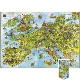 Puzzle 4000 EL. United Dragons of Europe Degano