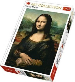 Puzzle 1000 elementów Art Collection Mona Lisa