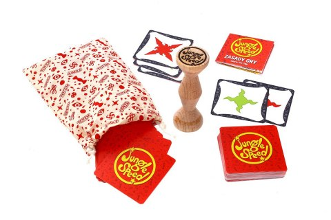 Gra Jungle Speed Eco (PL), Rebel